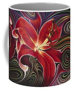 Dynamic Reds Coffee Mug