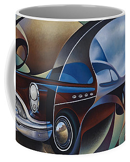 Dynamic Route 66 Coffee Mug