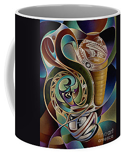 Dynamic Still I Coffee Mug