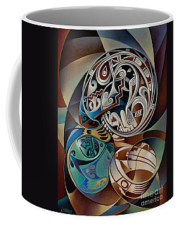 Dynamic Still Il Coffee Mug