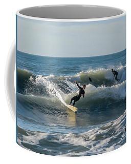 Dynamical Enjoyment Coffee Mug
