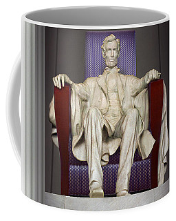 Ea-z-chair Lincoln Memorial 2 Coffee Mug