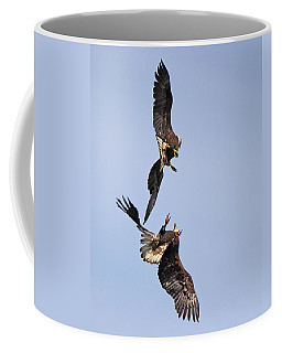 Eagle Ballet Coffee Mug by Randy Hall