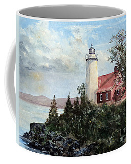 Eagle Harbor Light Coffee Mug