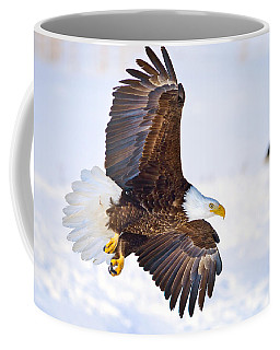 Eagle Landing Coffee Mug