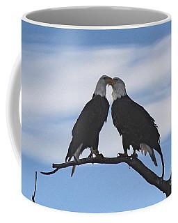 Eagle Love Coffee Mug