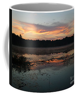Eagle River Sunrise No.5 Coffee Mug
