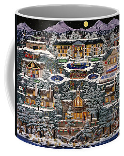 Eaglecrest Resort Coffee Mug