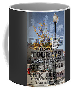 Eagles The Long Run Tour Coffee Mug