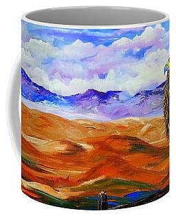 Eagles Watch Coffee Mug