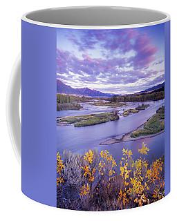 Early Autumn Coffee Mug by Leland D Howard