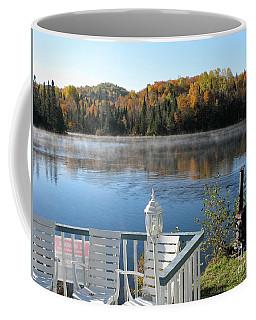 Early Autumn Morning Coffee Mug