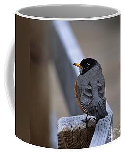 Early Bird Coffee Mug by Sharon Elliott
