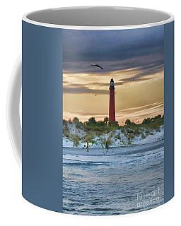 Early Evening Sky Coffee Mug by Deborah Benoit