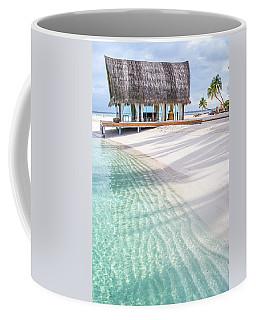 Early Morning At The Maldivian Resort 1 Coffee Mug
