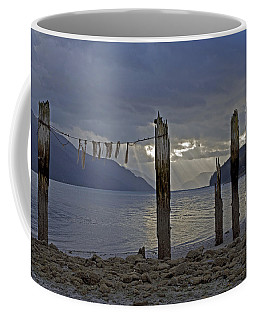 Early Morning Coffee Mug by Cathy Mahnke