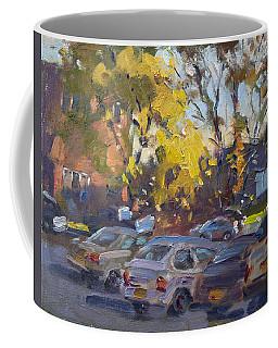 Early Morning Fall Coffee Mug