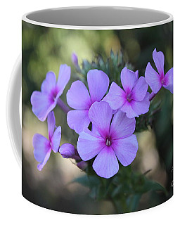Early Morning Floral Beauty  Coffee Mug