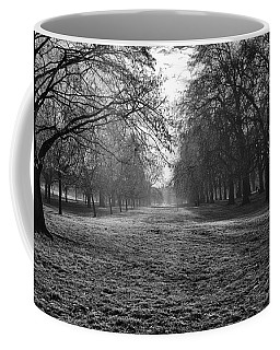 Early Morning In Hyde Park Coffee Mug
