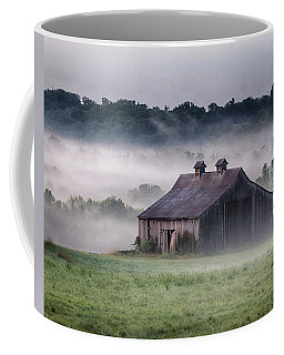 Early Morning In The Mist Standard Coffee Mug