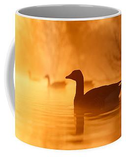 Geese Coffee Mugs