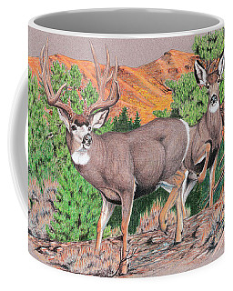 Early Morning Retreat Coffee Mug