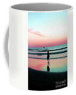 Early Morning Stroll Coffee Mug by Dan Stone