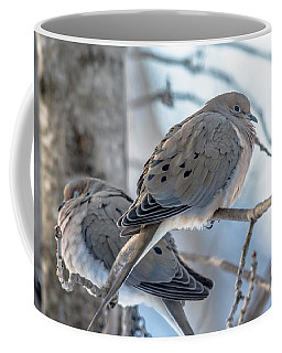 Early Mourning Coffee Mug by Cheryl Baxter