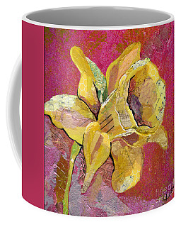 Orchid Coffee Mugs