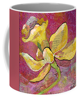 Early Spring Iv Daffodil Series Coffee Mug