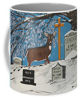 Early Spring Coffee Mug by Jeffrey Koss