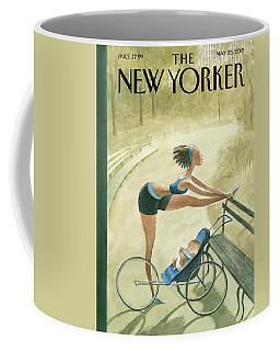 Early Start Coffee Mug