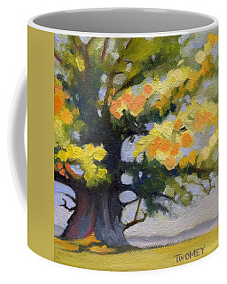 Earlysville Virginia Ancient White Oak Coffee Mug