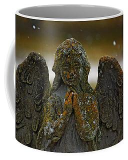 Coffee Mug featuring the photograph Earth Angel by Rowana Ray