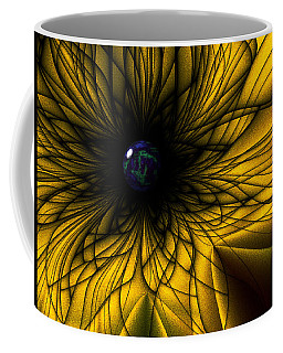 Earth Flower Coffee Mug