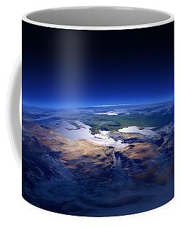 Earth - Mediterranean Countries Coffee Mug