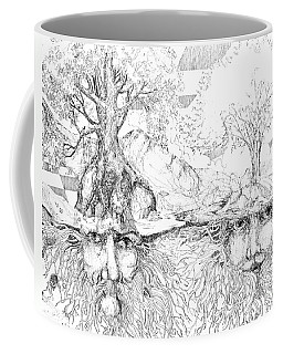 Earth People Coffee Mug
