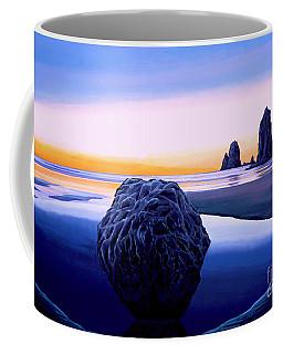Earth Sunrise Coffee Mug