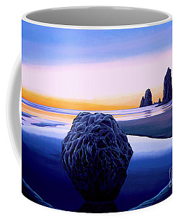 Earth Sunrise Coffee Mug