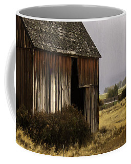 Earthly Possessions Coffee Mug by Jean OKeeffe Macro Abundance Art