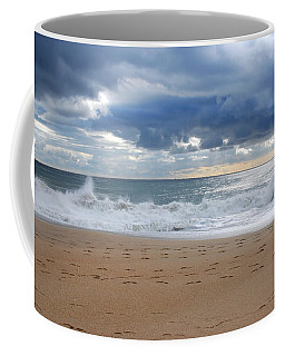 Earth's Layers - Jersey Shore Coffee Mug