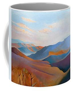 East Fall Blue Ridge No.3 Coffee Mug
