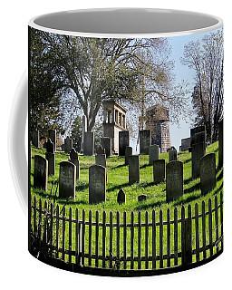 Coffee Mug featuring the photograph East Hampton  by Ed Weidman