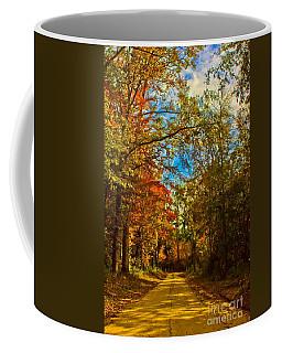 East Texas Back Roads Hdr Coffee Mug