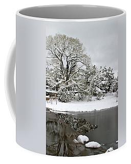 East Verde Winter Crossing Coffee Mug