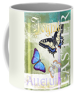 Easter Alleluia Coffee Mug