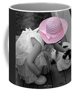 Easter Angel Two Coffee Mug by Jeanette C Landstrom