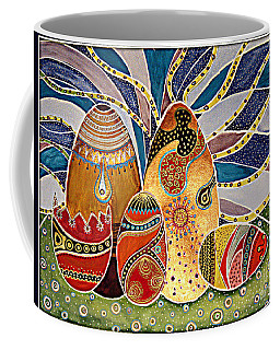 Easter Eggstravaganza Coffee Mug