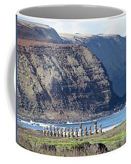 Easter Island Requiem Coffee Mug