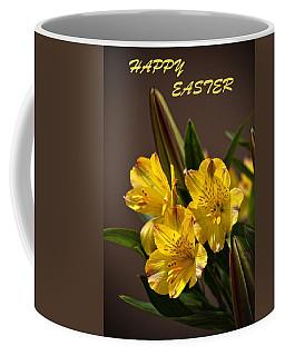 Easter Lilies Coffee Mug by Sandi OReilly
